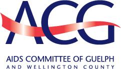 AIDS Comittee Guelph logo
