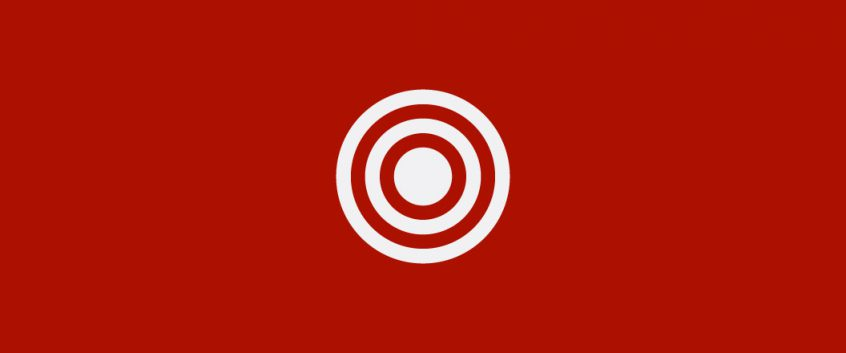 An icon of a target or bullseye.