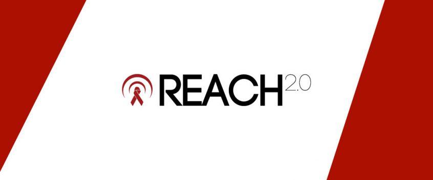 The REACH 2.0 logo.
