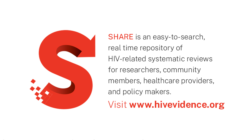 Logo for SHARE and a description of the repository